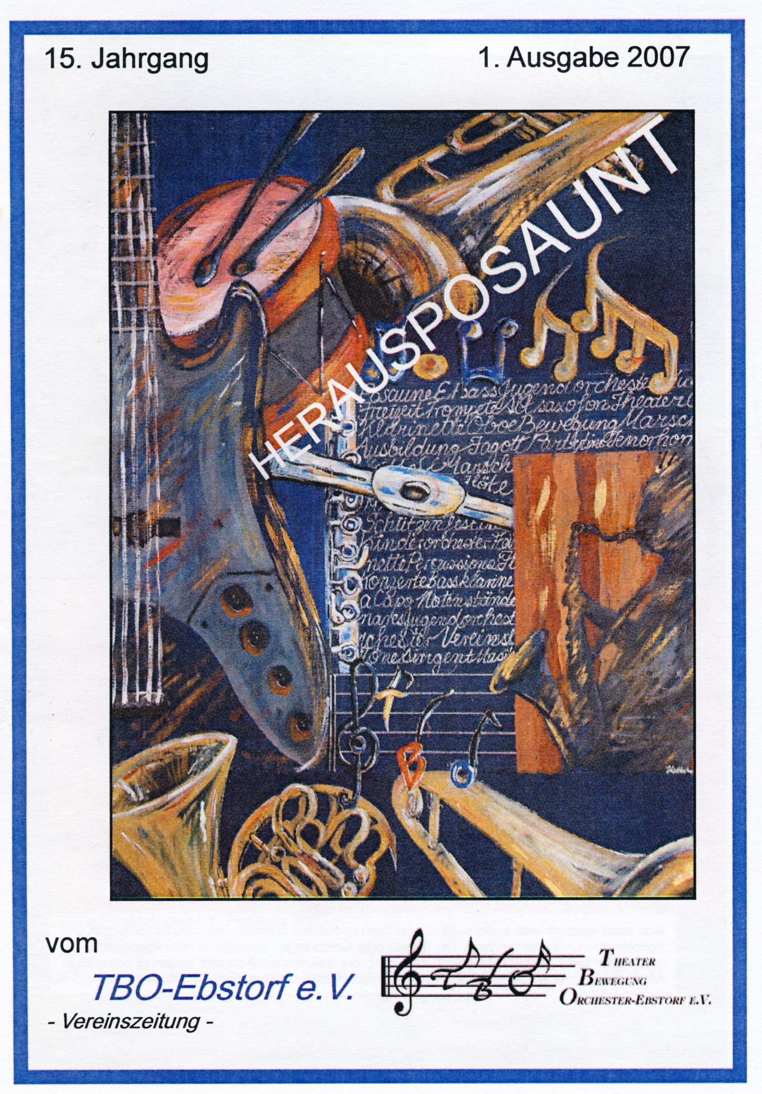 Herausposaunt 1/2007