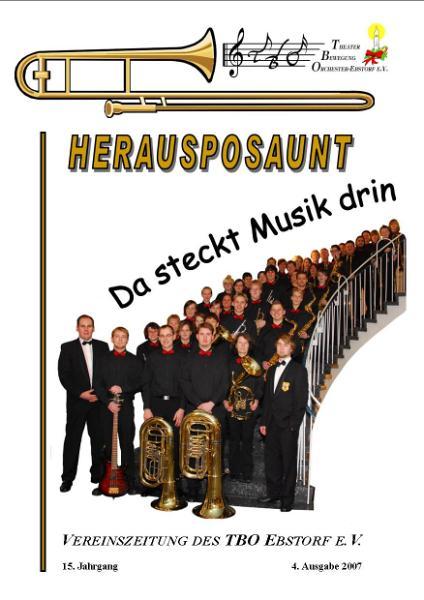 Herausposaunt 4/2007