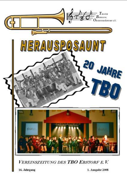 Herausposaunt 1/2008