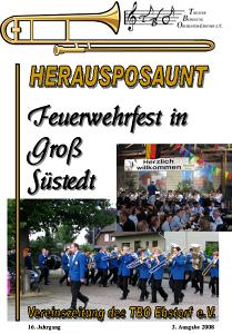 Herausposaunt 3/2008